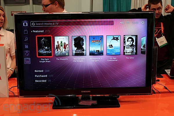 Ubuntu TV