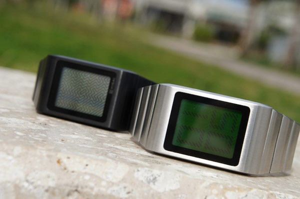 Tokyoflash Kisai Optical Illusion watch is more than meets the eye, smells like teen spirit