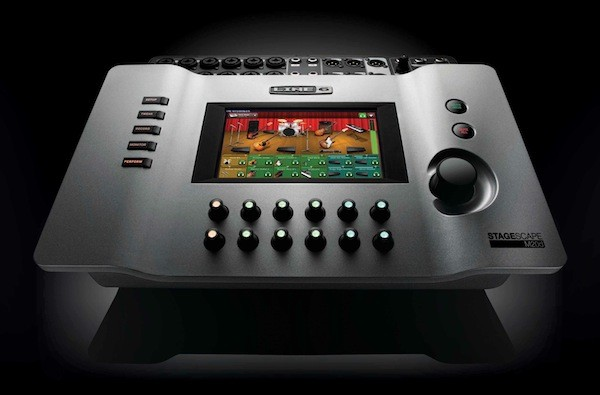 Line6 introduces StageScape visual mixer