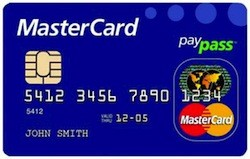 mastercardpaypassb EMV in, magnetic strips out
