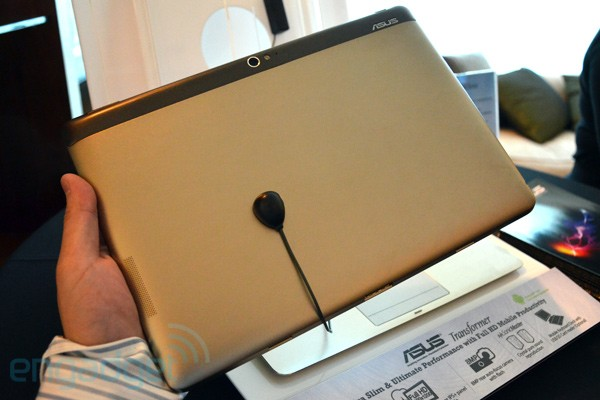 ASUS Eee Pad MeMO ME171, ME370T and high-end Transformer Prime TF700T ...