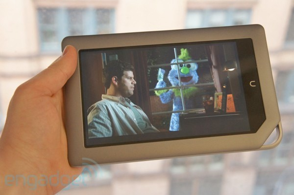 Nook Tablet gets easy root shortcut via SD card (video)