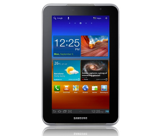 Samsung to Release Galaxy Tab 7.0N in Germany