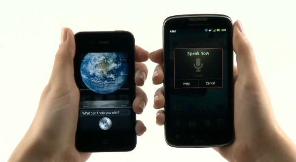 iPhone 4S and Motorola