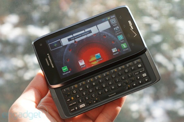 Droid 4 gets first official update, better battery life and sluggishness fixes in tow