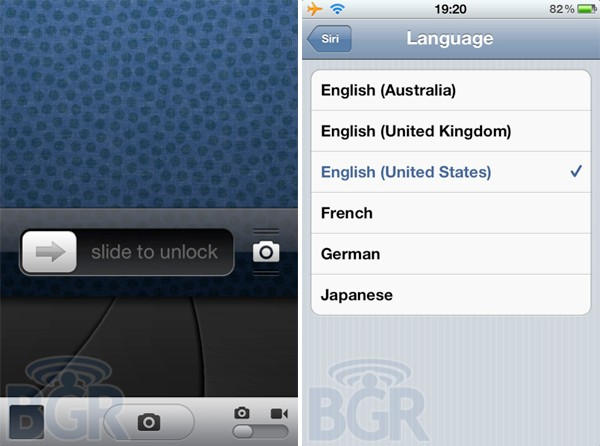 iOS 5.1 brings new unlock-to-camera action, more cultured Siri