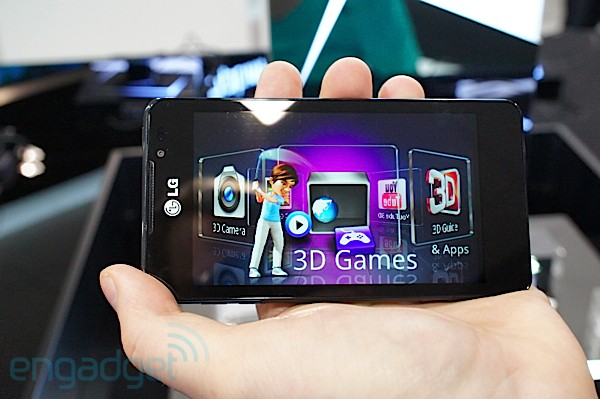 LG Optimus 3D Max launches today in Germany, not coming to the UK