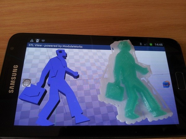 android 3d printing TECHPULSE February 29, 2012