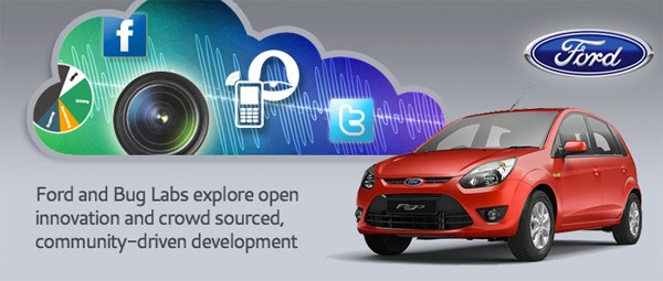 bug labs and ford announcement TECHPULSE February 18, 2012