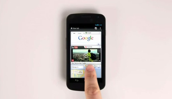 Google Chrome browser arrives on Android
