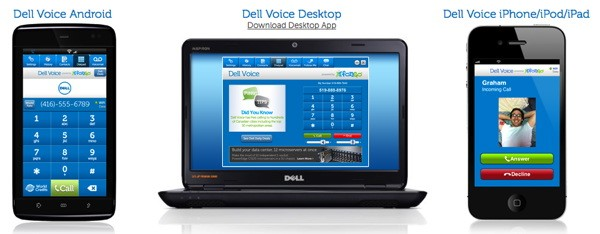 Dell Voice Offers VoIP