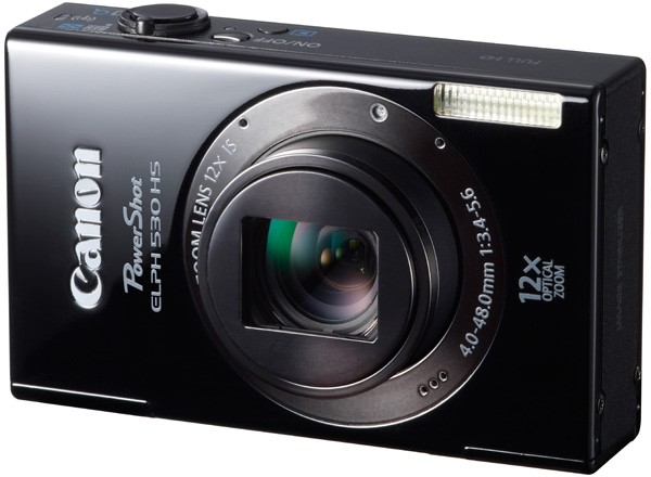 Canon welcomes ELPH 530 HS / 320 HS, SX260 HS and D20 to its PowerShot lineup