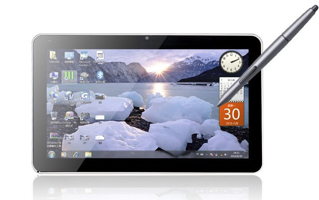 10-inch Pad Pro slate with PixelQi display