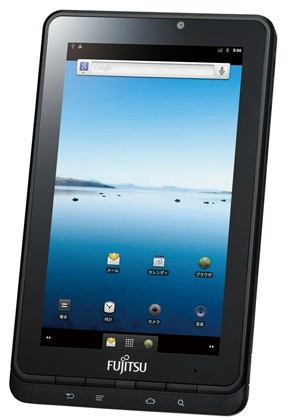 Fujitsu Stylistic Android Tablet