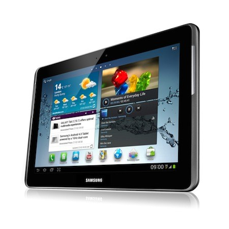 Samsung announces the Galaxy Tab 2 10.1