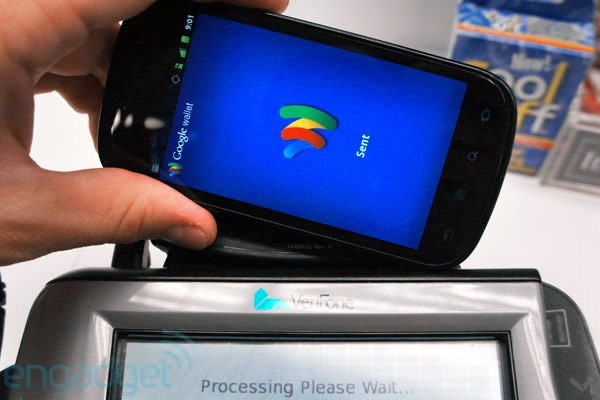 Google Wallet with Nexus S