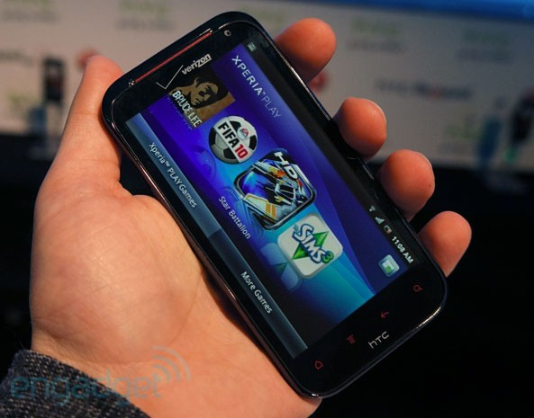 HTC phones getting PlayStation Suite certification in 2012?