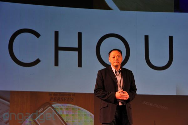 Peter Chou of HTC
