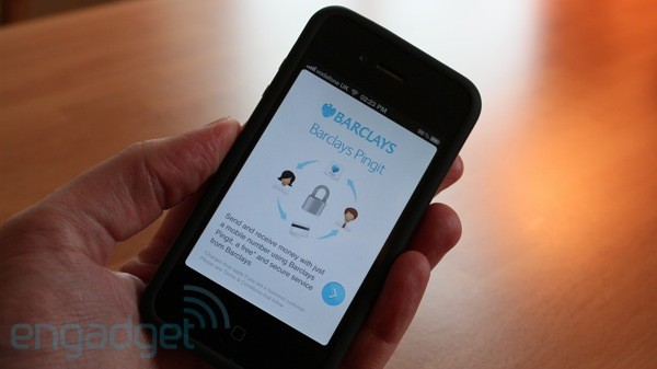 Barclays releases Pingit mobile payments app, but you can't use it to buy coffee