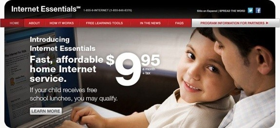 Kids Use Of Technology Soars >> Comcast S Internet Essentials Program Expanding As Digital Literacy