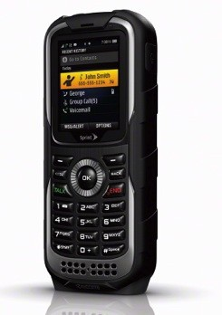Kyocera DuraPlus: a Sprint phone so masculine it'll kick your face in for misdialing