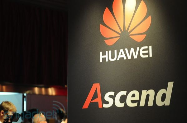 Live from Huawei's Mobile World Congress 2012 press conference!