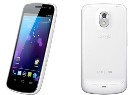 Samsung confirms Galaxy Nexus White arriving in UK mid-February, misses the snow