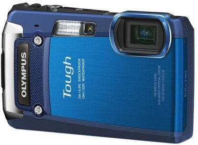 Olympus updates its Tough lineup, unveils TG-820 ruggedized shooter
