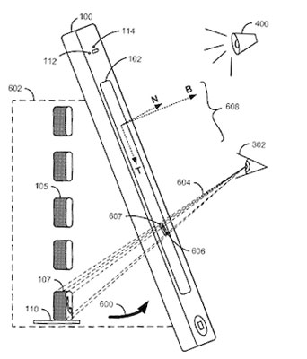 Apple patents interactive 3D interface for the future, keeps rumor mills turning