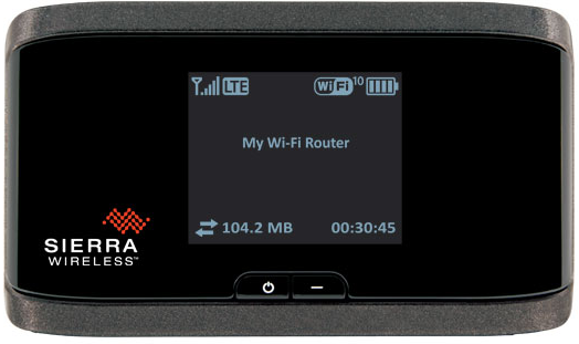 Sierra Wireless AirCard 76x hotspot