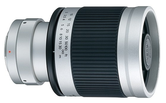 tokina Kenko Tokina 400mm lens for Micro Four Thirds and Sony NEX hits Japan tomorrow
