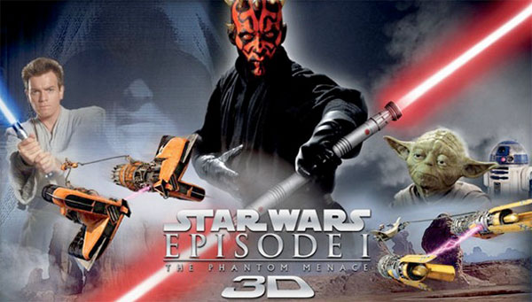 Star Wars 3D getting the Blu-ray treatment for spring