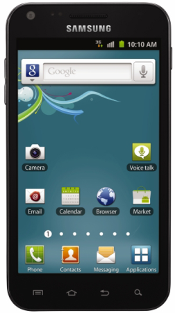 Samsung Galaxy S II Announced for US Cellular