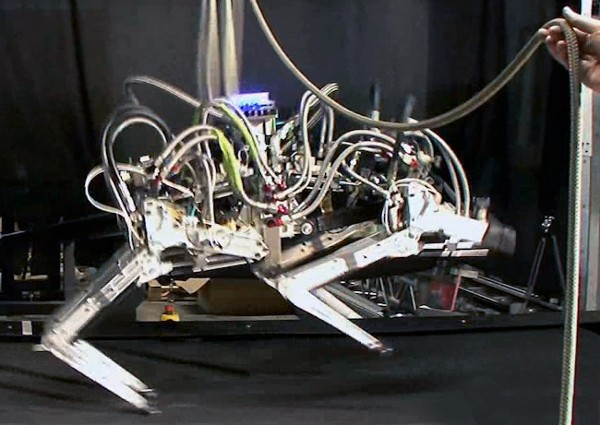 DARPA Robotic Cheetah