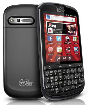 Virgin Mobile Venture