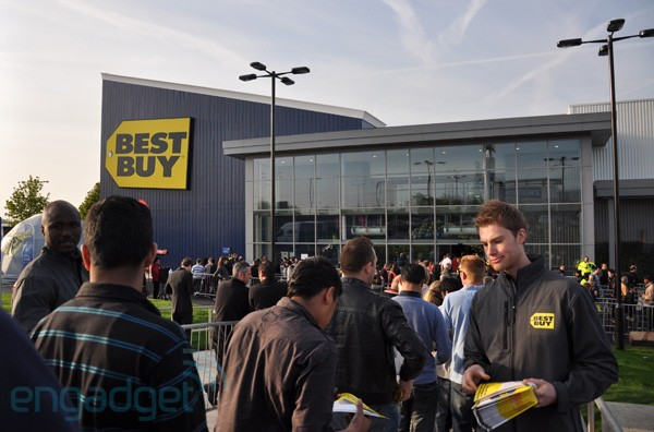 Best Buy retail store