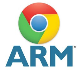 chrome on arm TECHPULSE March 24, 2012