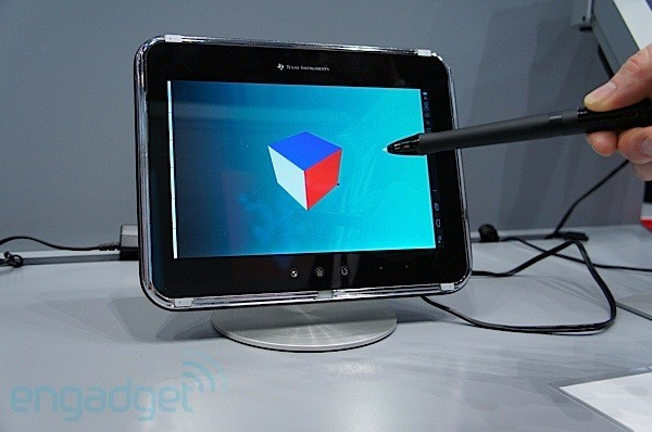 Hands-on with wireless, ultrasonic stylus and touchless gesture applications at MWC