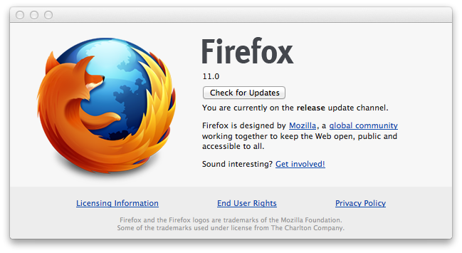 Firefox 11 up for grabs now, Chrome migration and more dev tools in tow