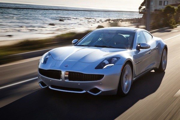 Fisker to replace battery packs on 640 Karma sedans