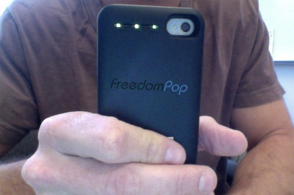 FreedomPop rumored to introduce iPhone case with free WiMAX service