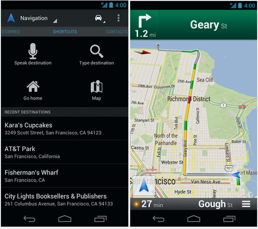 googlemapsnavigationandroid6.5dantetktk TECHPULSE March 28, 2012