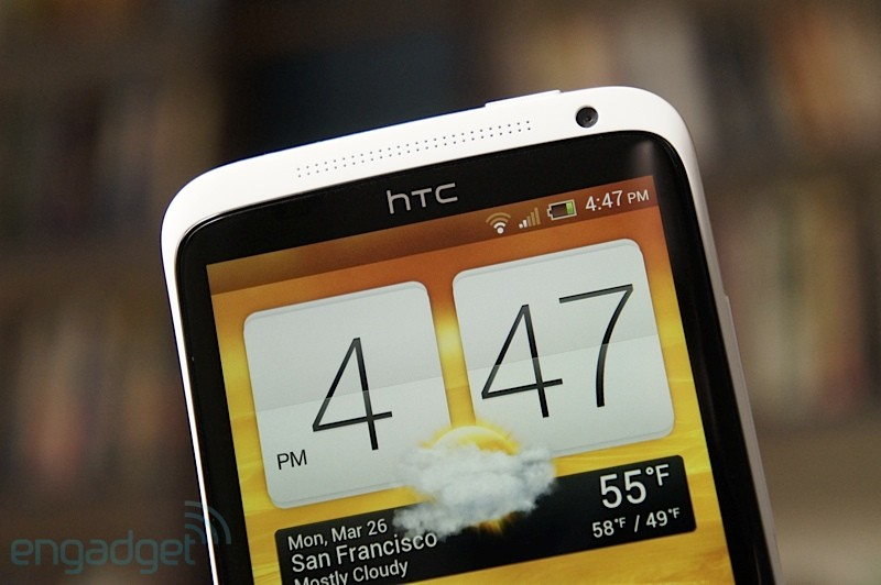 HTC Acknowledges One X WiFi issue