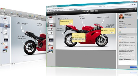 iworkcom motorcycle Apple shuttering iWork.com document sharing, hopes youll embrace the iCloud