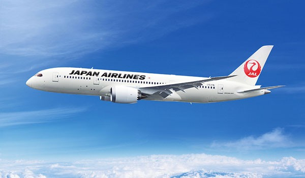 JAL gets twins as Boeing delivers two 787 Dreamliners