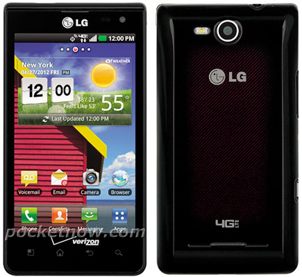 Verizon-bound LG Lucid reveals itself in leaked press shots