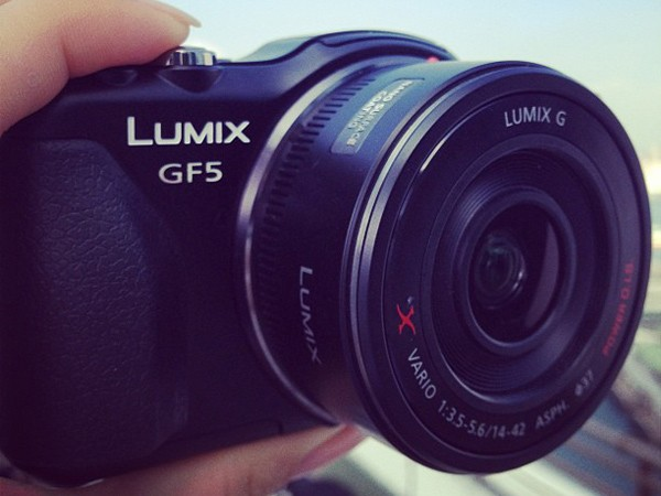 lumix gf5 leak TECHPULSE March 18, 2012