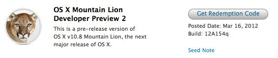 mountainlionscreencapdantetktk 1331929015 Mountain Lion Developer Preview 2 hits Apples Developer website, brings more roar to your Friday