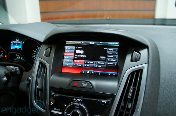 Ford MyTouch 2.0 hands-on