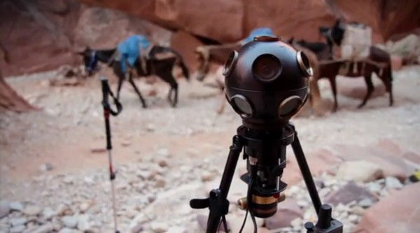 nature National Parks Street View style trails goes live, avoids the Google cars (video)